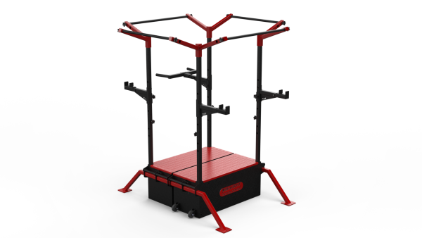 DOUBLE Tactical Gym Box