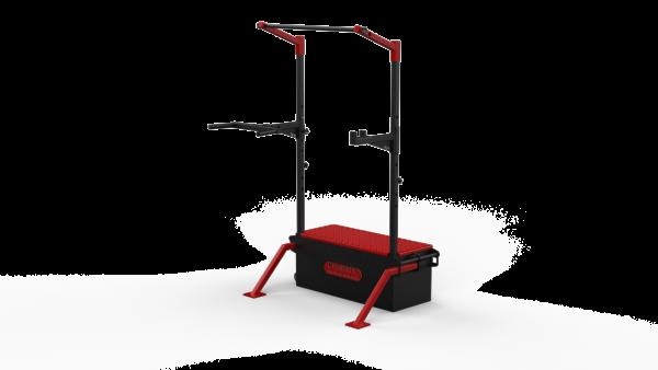BF Tactical Gym Box - Single Rack