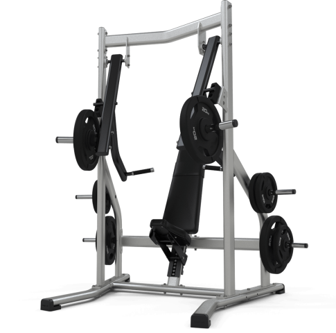 Iso Lateral Decline Chest Press