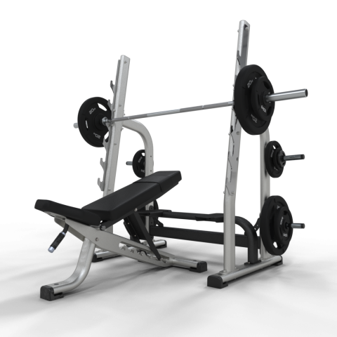 Inspace Olympic Adjustable Multi Bench