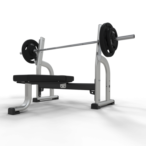 Inspace Olympic Flat Bench