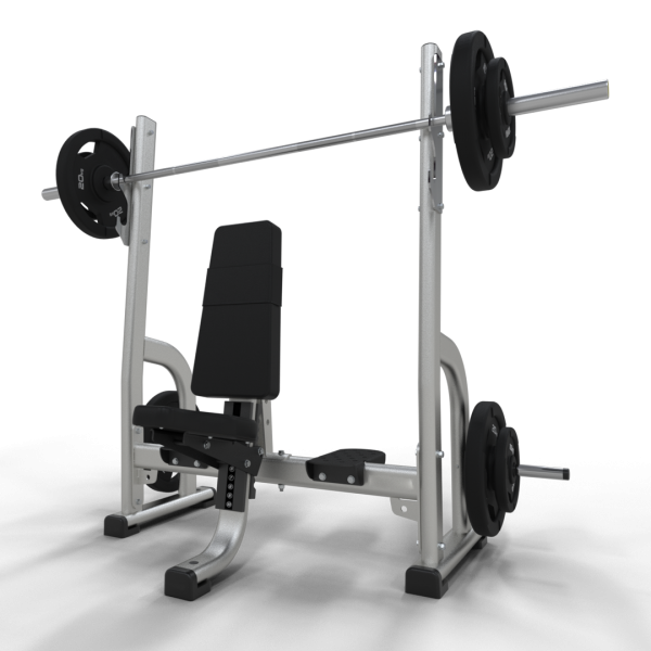 Inspace Olympic Shoulder Press Bench