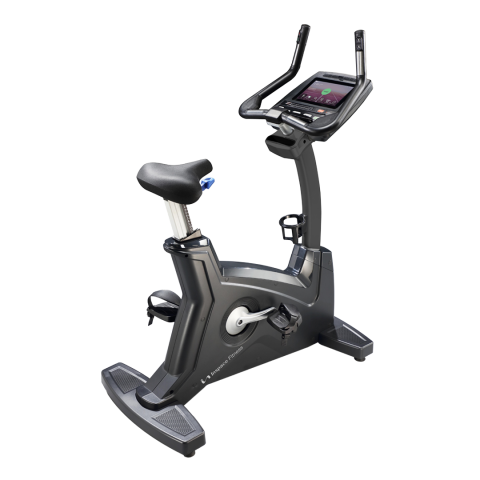 Inspace Premium Upright Cycle Touchscreen