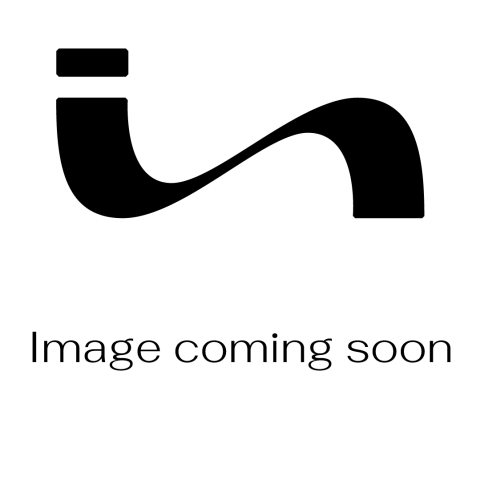 Inspace Black Rubber Kettlebell 6kg