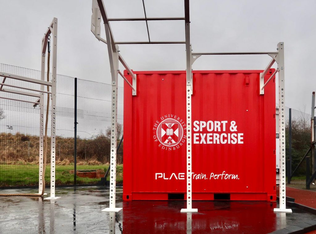 Container Gym solutions