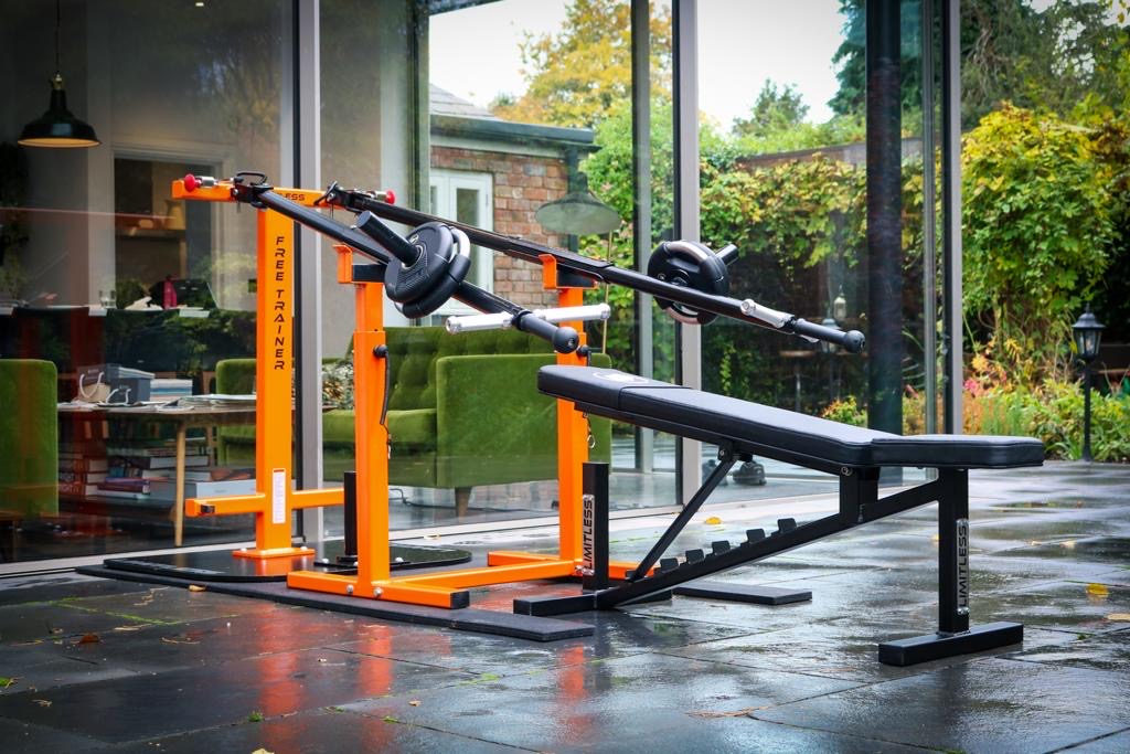 Inspace Fitness Free Trainer